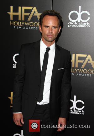 Walton Goggins - 19th Annual Hollywood Film Awards at The Beverly Hilton Hotel, Hollywood Film Awards - Beverly Hills, California,...