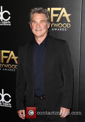 Kurt Russell - 19th Annual Hollywood Film Awards at The Beverly Hilton Hotel, Hollywood Film Awards - Beverly Hills, California,...