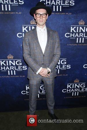 King Charles and Tom Robertson