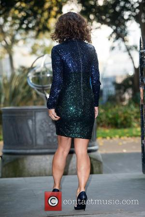 Myleene Klass - Myleene Klass celebrates the magic of Christmas with Littlewoods.com - London, United Kingdom - Monday 2nd November...