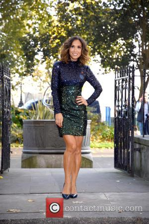 Myleene Klass - Myleene Klass Littlewoods Photocall at The Savoy Hotel, London at The Savoy - London, United Kingdom -...