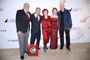 Steve Elmore, Joseph R. Sicari, Sally Stark, Bernadette Peters and David Christmas
