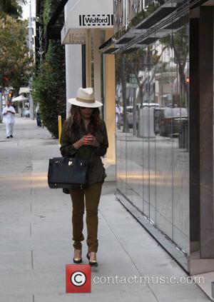 La Toya Jackson - La Toya Jackson seen out shopping in Beverly Hills at beverly hills - Beverly Hills, California,...