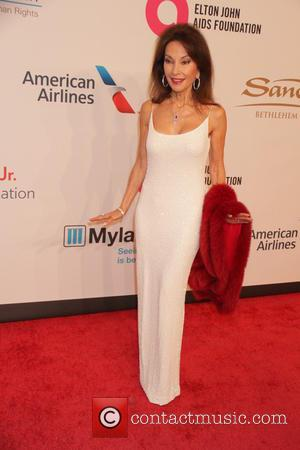 Susan Lucci - 14th Annual Elton John AIDS Foundation An Enduring Vision Benefit at Cipriani Wall Street - Arrivals at...