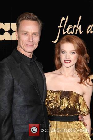 Ben Daniels and Sarah Hay