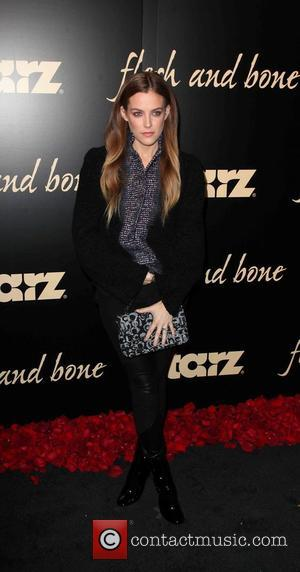 Riley Keough - Premiere screening of STARZ Original Limited Series Flesh and Bone at Jack H. Skirball Center for the...