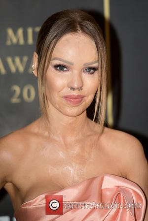 Tv Presenter Katie Piper Weds