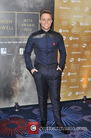 Olly Murs - Music Industry Trusts Award in aid of Nordoff Robbins and the BRIT Trust held at the Grosvenor...