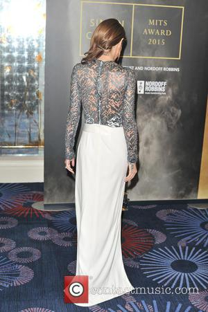 Cheryl Fernandez-Versini - Music Industry Trusts Award in aid of Nordoff Robbins and the BRIT Trust held at the Grosvenor...