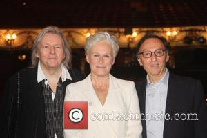 Christopher Hampton, Glenn Close and Don Black