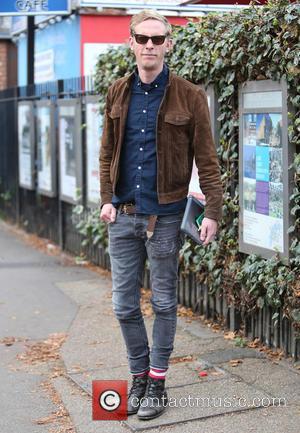 Laurence Fox - Laurence Fox outside ITV Studios - London, United Kingdom - Tuesday 3rd November 2015