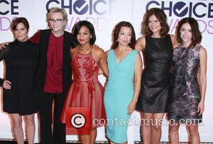 Marcia Gay Harden, Jane Lynch, Christina Milian, Ming-na Wen, Betsy Brandt and Abigail Spencer