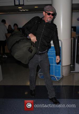Tommy Flanagan - Sons of Anarchy actor Tommy Flanagan departs on a flight from Los Angeles International Airport (LAX) -...