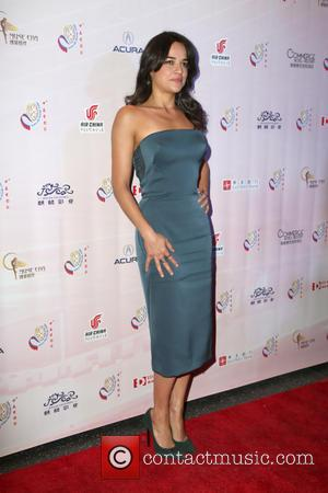 Michelle Rodriguez - 11th Annual Chinese American Film Festival Opening Night at Ricardo Montalban Theater - Los Angeles, California, United...