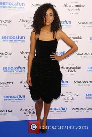 Corinne Bailey Rae - The SeriousFun Gala 2015 held at the Roundhouse - Arrivals - London, United Kingdom - Tuesday...