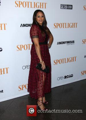 Tia Mowry - Special Screening Of Open Road Films' 'Spotlight' - Arrivals - Beverly Hills, California, United States - Tuesday...