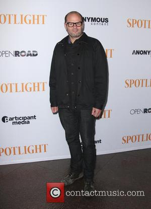 Chris Bauer - Special Screening Of Open Road Films' 'Spotlight' - Arrivals - Beverly Hills, California, United States - Tuesday...