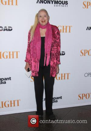 Sally Kirkland - Special Screening Of Open Road Films' 'Spotlight' - Arrivals - Beverly Hills, California, United States - Tuesday...