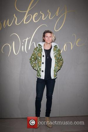 Dougie Poynter - The Burberry Film Festival - VIP premiere, held at Regent Street. - London, United Kingdom - Tuesday...