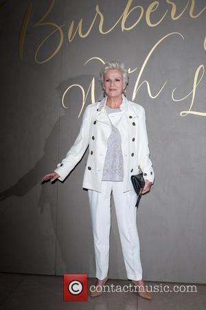 Julie Walters - The Burberry Film Festival - VIP premiere, held at Regent Street. - London, United Kingdom - Tuesday...