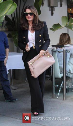 Lisa Vanderpump - Lisa Vanderpump out and about in Beverly Hills at beverly hills - Los Angeles, California, United States...
