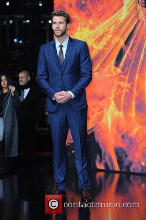 Liam Hemsworth - World premiere of 'Die Tribute von Panem - Mockingjay Teil 2 (The Hunger Games - Mockingjay Part...