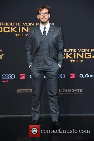Sam Claflin - World premiere of 'Die Tribute von Panem - Mockingjay Teil 2 (The Hunger Games - Mockingjay Part...