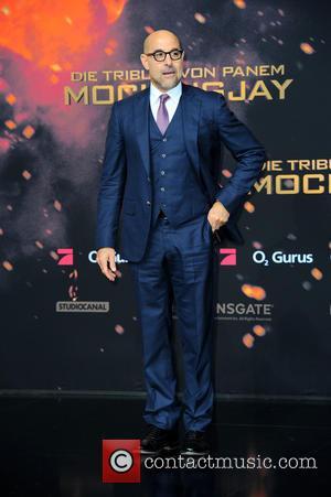 Stanley Tucci - World premiere of 'Die Tribute von Panem - Mockingjay Teil 2 (The Hunger Games - Mockingjay Part...