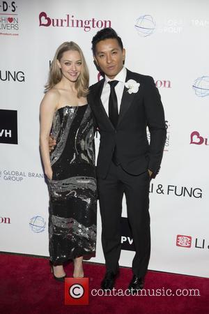 Amanda Seyfried and Prabal Gurung