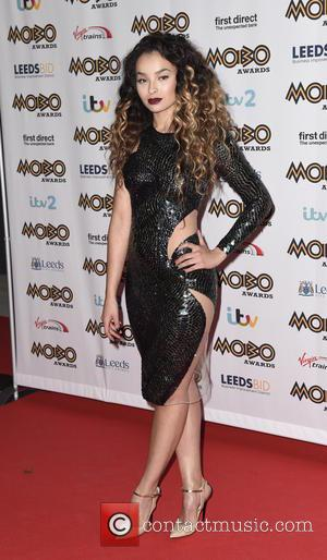 Ella Eyre - Mobo Awards 2015 - Arrivals at Mobo Awards - Leeds, United Kingdom - Wednesday 4th November 2015