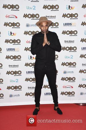 Tinie Tempah - Mobo Awards 2015 - Arrivals at Mobo Awards - Leeds, United Kingdom - Wednesday 4th November 2015