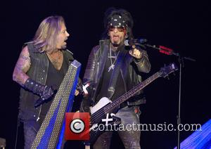 Vince Neil and Nikki Sixx