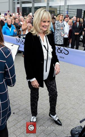 Twiggy - Twiggy opens new M&S Longbridge store and launches her new Twiggy for M&S collection at Longbridge - Birmingham,...