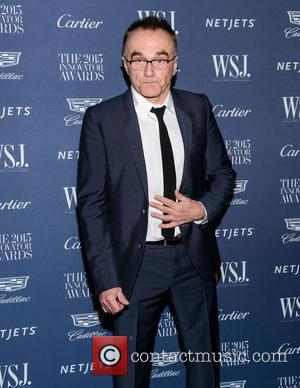 Danny Boyle - WSJ. Magazine 2015 Innovator Awards at the Museum of Modern Art  - Arrivals - New York,...