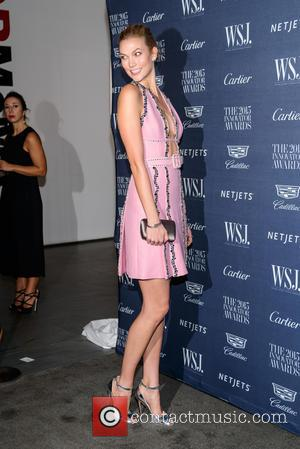 Karlie Kloss - WSJ. Magazine 2015 Innovator Awards at the Museum of Modern Art  - Arrivals - New York,...