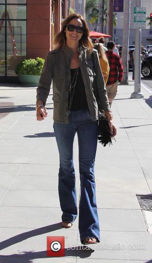 Stacy Keibler - Stacy Keibler out and about in Beverly Hills at beverly hills - Los Angeles, California, United States...
