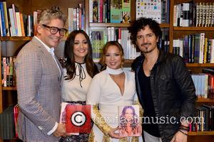 Boris Izaguirre, Karla Monroig, Adamari Lopez and Tommy Torres