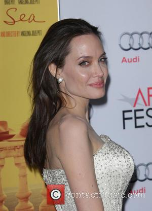 Angelina Jolie Pitt - World premiere gala screening of 'By the Sea' at TCL Chinese Theater - Red Carpet Arrivals...