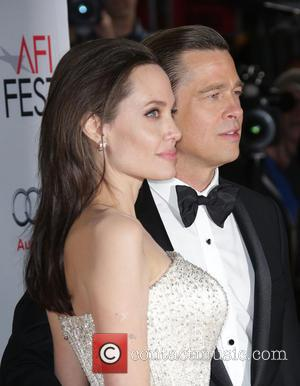 Angelina Jolie Pitt , Brad Pitt - World premiere gala screening of 'By the Sea' at TCL Chinese Theater -...