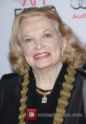 Gena Rowlands - World premiere gala screening of 'By the Sea' at TCL Chinese Theater - Red Carpet Arrivals at...