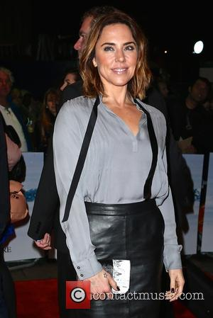 Melanie C - Guests arrivals at Elf the Musical Gala Night at DominionTheatre - London, United Kingdom - Thursday 5th...