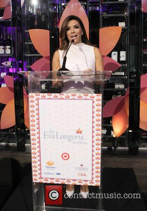 Eva Longoria - The Eva Longoria Foundation Annual Dinner - Inside at Beso - Hollywood, California, United States - Thursday...