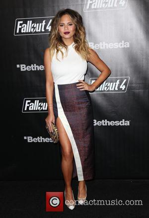 Chrissy Teigen - 'Fallout 4' Video Game Launch Party - Arrivals - Los Angeles, California, United States - Thursday 5th...