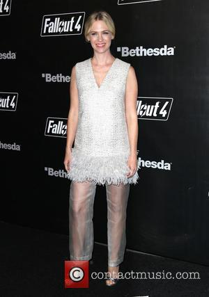 January Jones - 'Fallout 4' Video Game Launch Party - Arrivals - Los Angeles, California, United States - Thursday 5th...