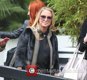 Anastacia - Anastacia outside ITV Studios - London, United Kingdom - Thursday 5th November 2015