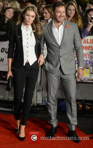 Abbey Clancy and Paul Culfor