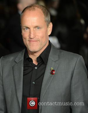 Woody Harrelson - The UK Premiere of The Hunger Games: Mockingjay Part 2 - Arrivals - London, United Kingdom -...