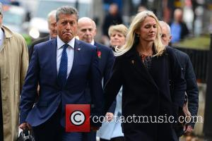 Neil Fox - Neil Fox appeared in court accused of alleged historical sex offence charges. - London, United Kingdom -...