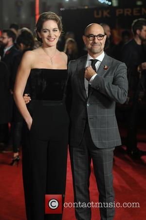 Stanley Tucci and Guest