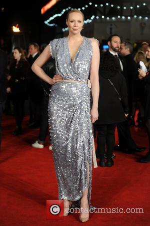 Gwendoline Christie - The Hunger Games: Mockingjay - part 2 - UK film premiere held at the Odeon Leicester Square...
